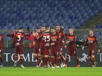 Roma Vs Sampdoria: Gol Tunggal Dzeko Menangkan Giallorossi