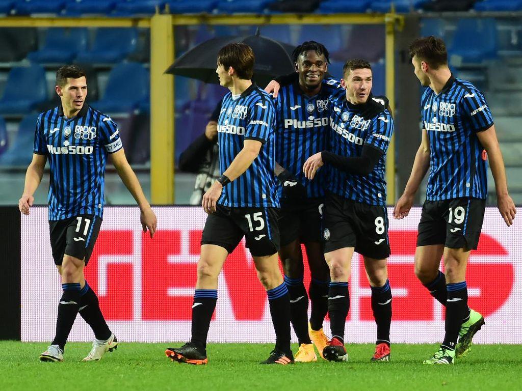 Atalanta Vs Sassuolo: La Dea Pesta Gol 5-1