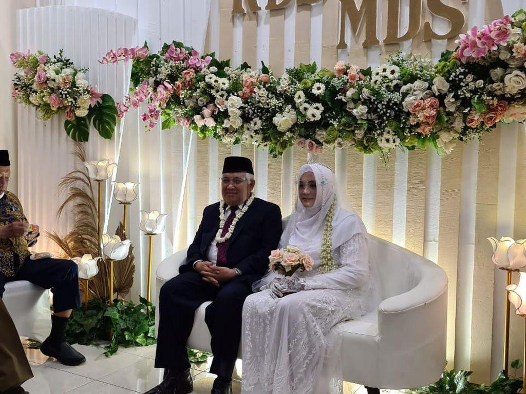 Kesaksian Ketua PP Muhammadiyah soal Perjalanan Cinta Din Syamsuddin