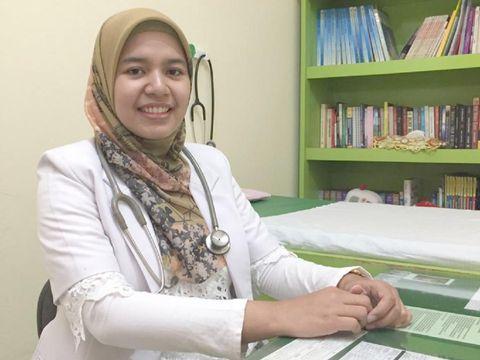 Dokter Tafdhila Rahmaniah