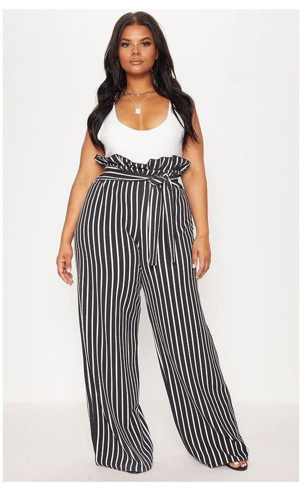 High waisted pants/source:amazon.com