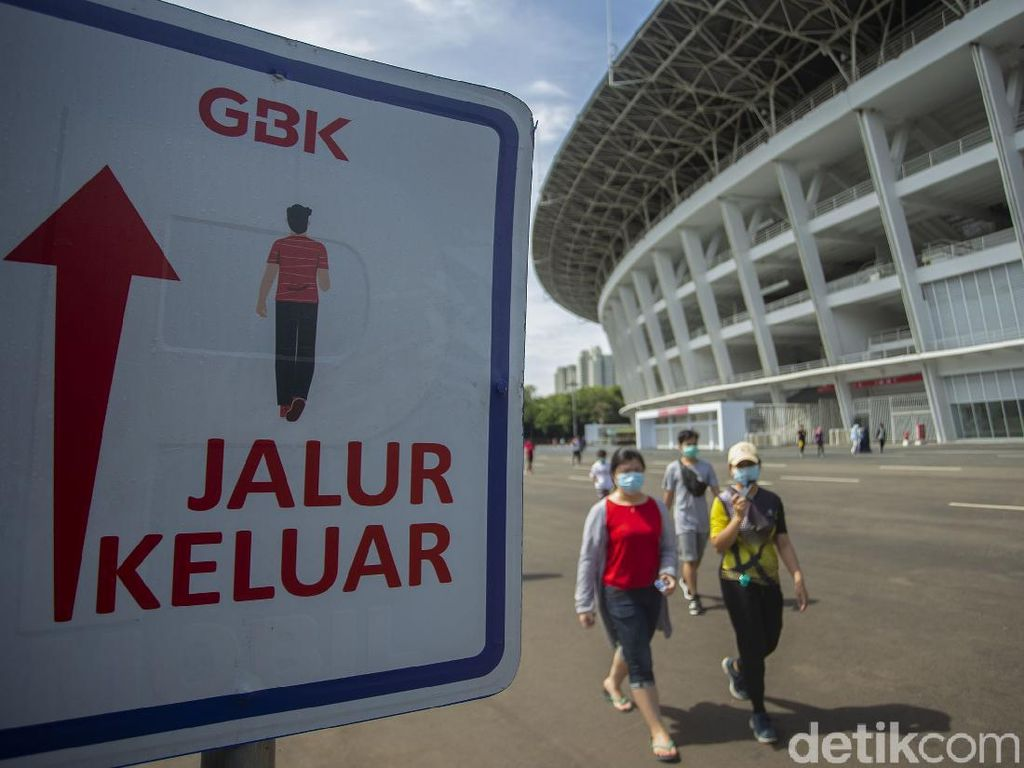 GBK Tutup, Pelatnas Renang Terpaksa Pindah Lokasi Latihan