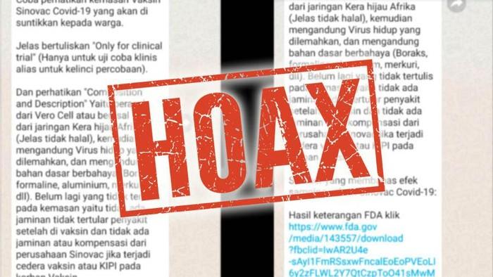 シノバックはデマを正します!「コロナ・シノバック・ワクチン」にモルモット専用の物が含まれる。 COVID-19   シノバック   ワクチン