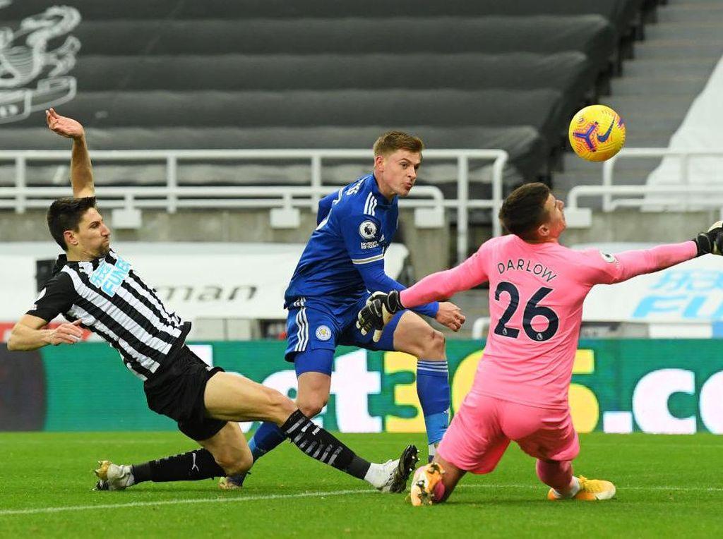 Newcastle Vs Leicester: Menang 2-1, The Foxes Tempel Liverpool dan MU