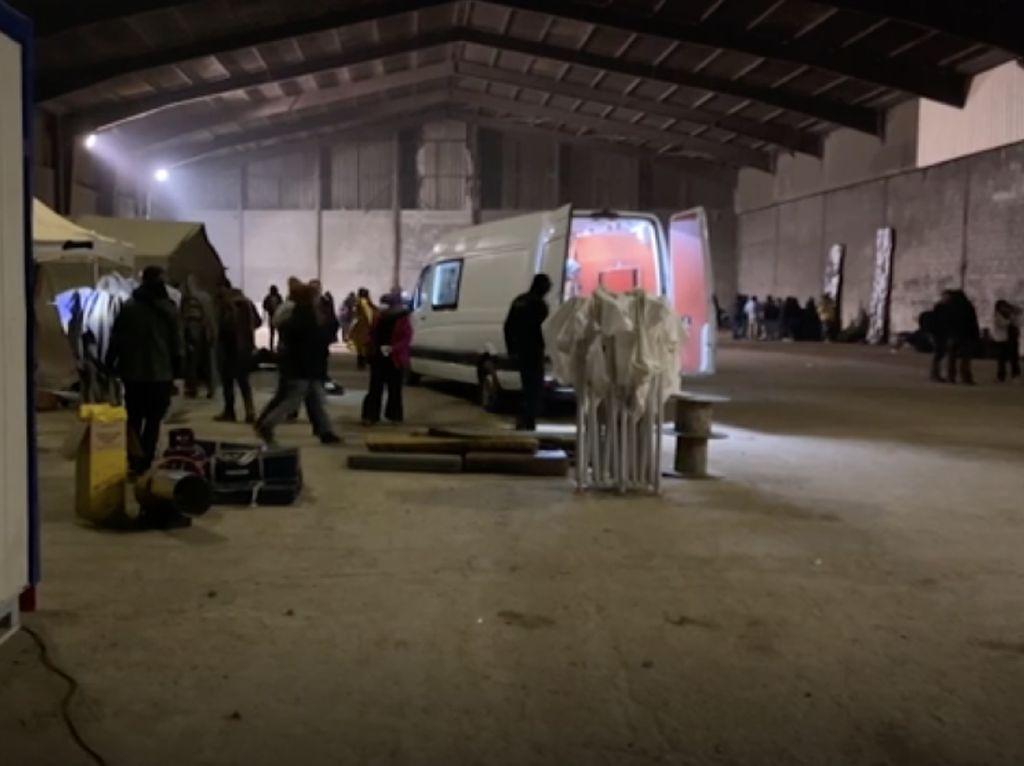 Pesta Tahun Baru di Prancis yang Sudah Digelar Dua Malam Dibubarkan
