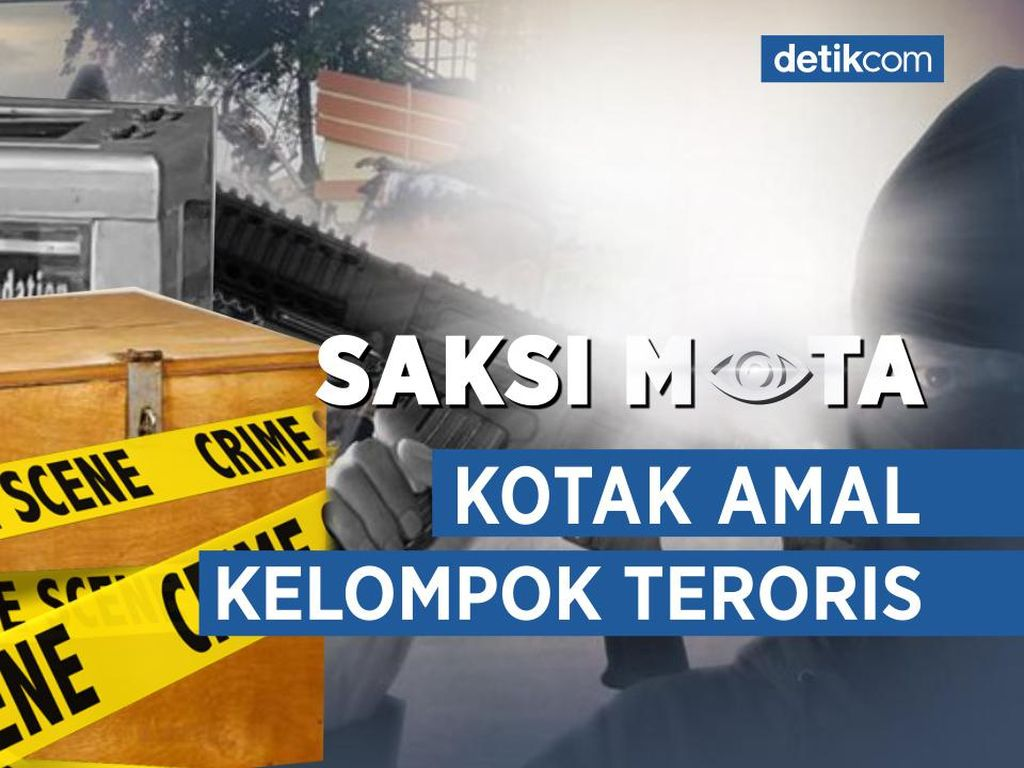 Saksi Mata: Membongkar Kotak Pandora Pendanaan Teroris