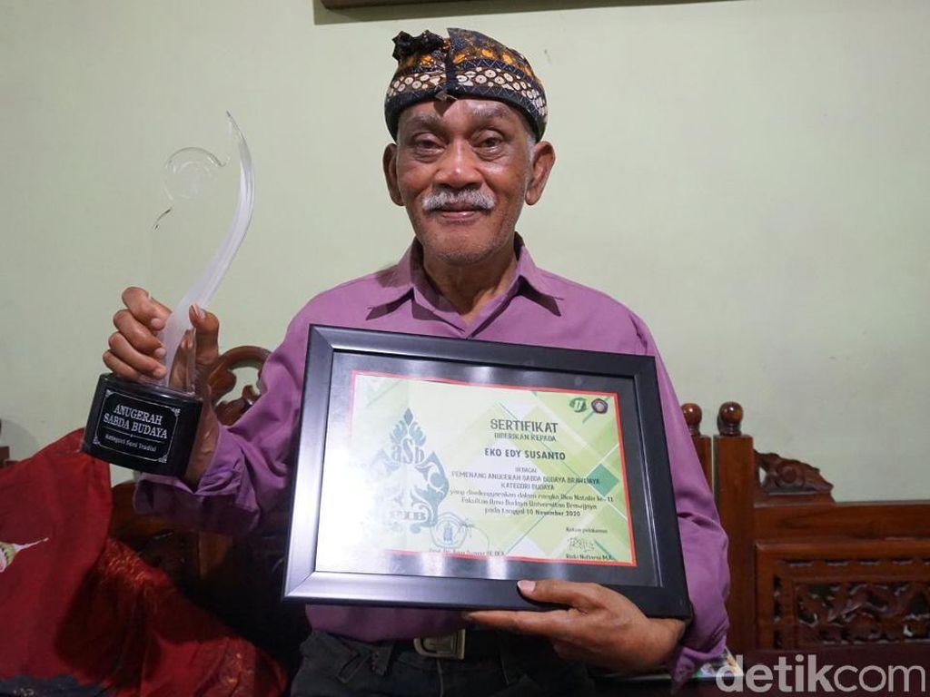 Legenda Watu Blorok Jadi Cerita Pertunjukan Ludruk Sarat Pesan Moral