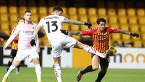 Gol-gol AC Milan Bekuk Benevento 2-0, Tonali Kartu Merah
