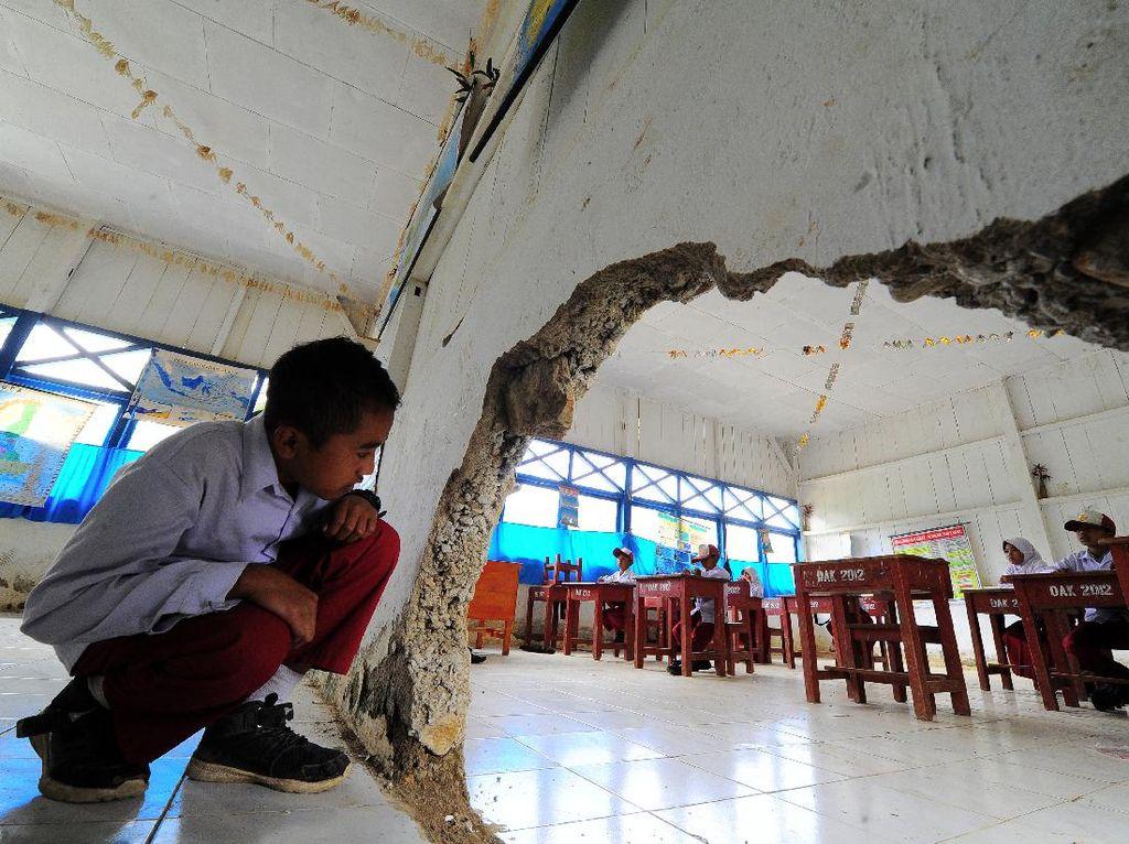 Potret Pendidikan di Desa Terpencil Kerinci