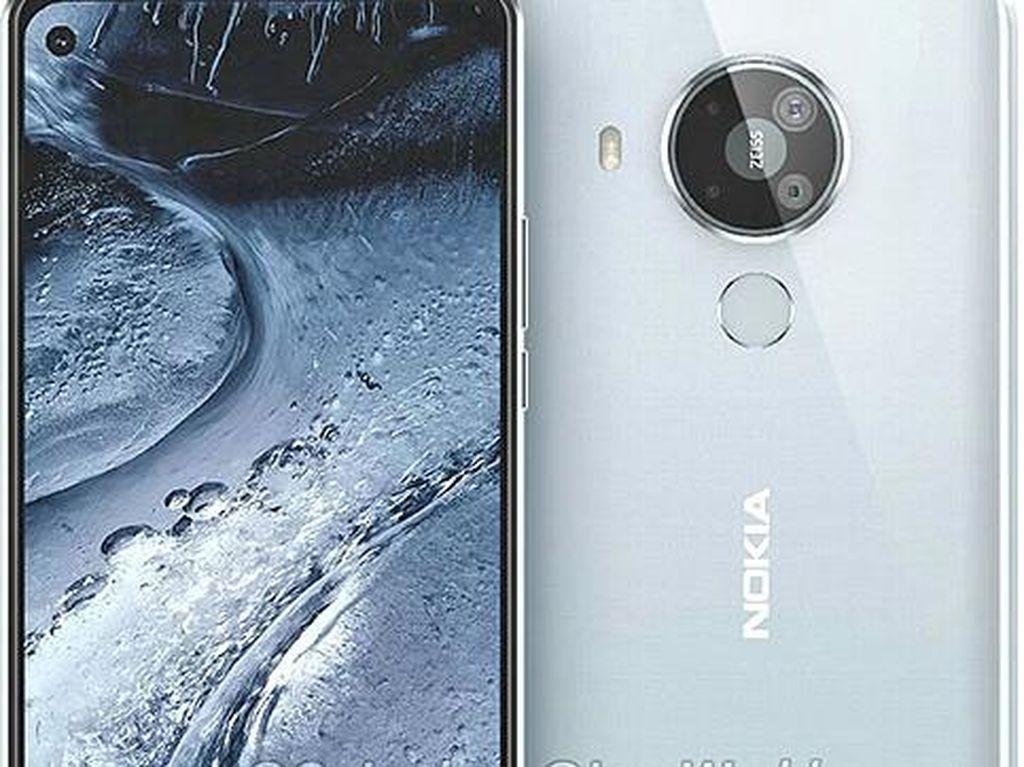 Nokia 7.3 5G Bakal Dapat Jatah Baterai Jumbo 5.000 mAh