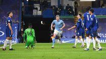 Tumbang Lagi! Chelsea Dilumat Man City