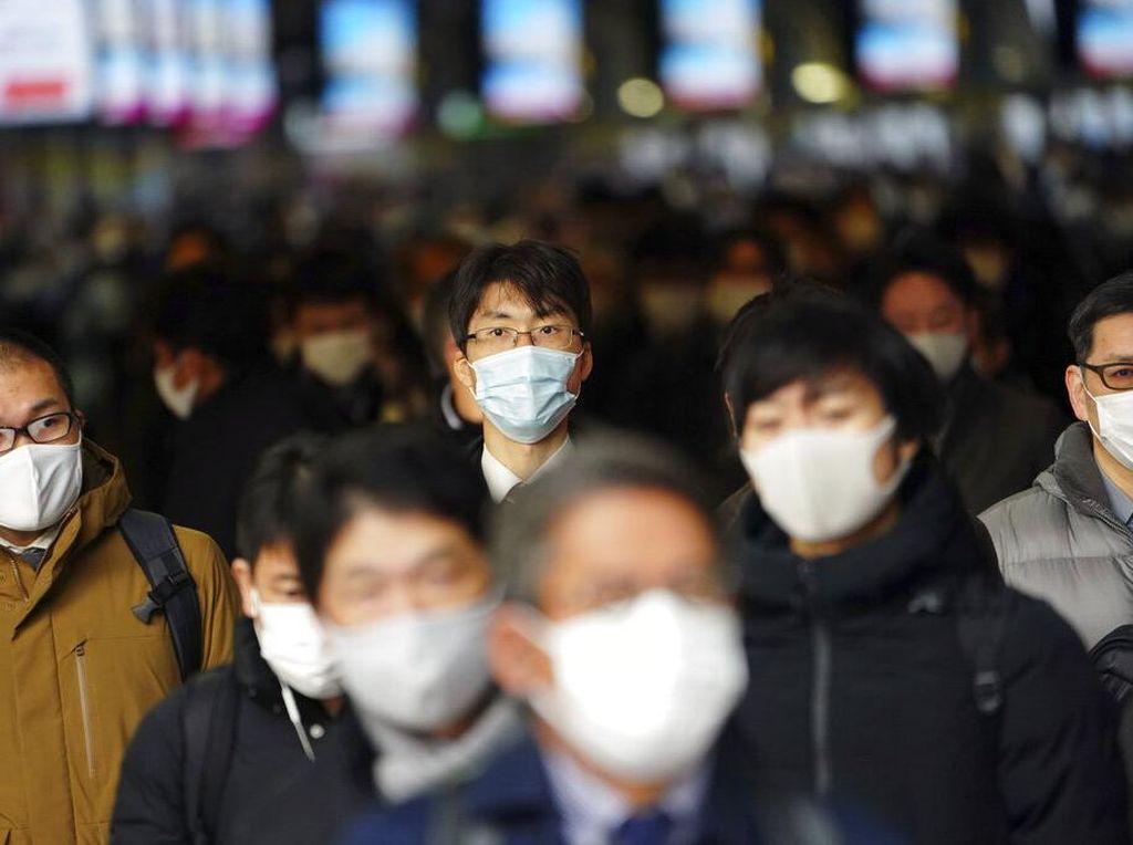 WHO Diberi Informasi Terkait Varian Baru Corona di Jepang, Lebih Menular?