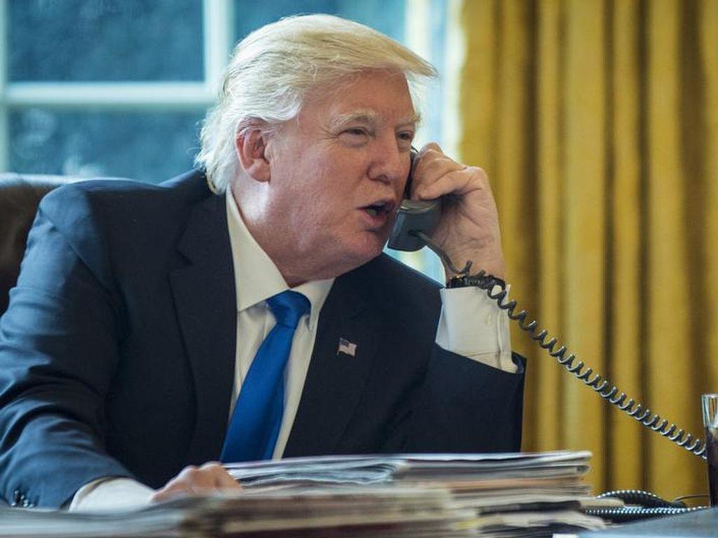 Buntut Kerusuhan di Capitol, Toko Online Trump Juga Diblokir!