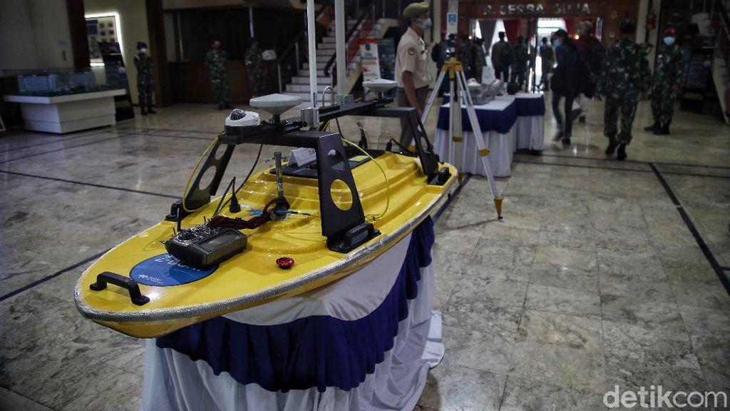 Deretan Peralatan Canggih Pushidrosal TNI AL