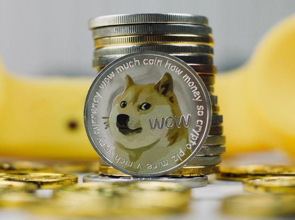 Bitcoin Minggir! Harga Dogecoin Melonjak 85% dalam Sehari