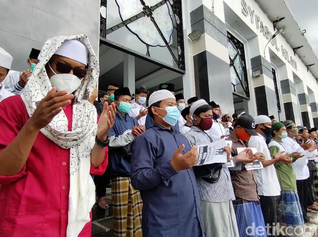 Polisi Periksa Deklarator Front Persatuan Islam di Kuningan