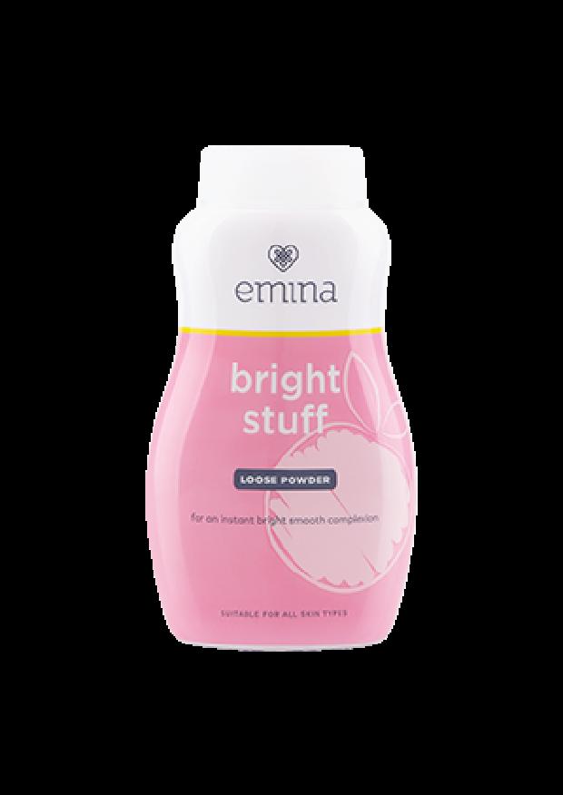 Emina Bright Stuff Loose Powder / Foto: eminacosmetics.com