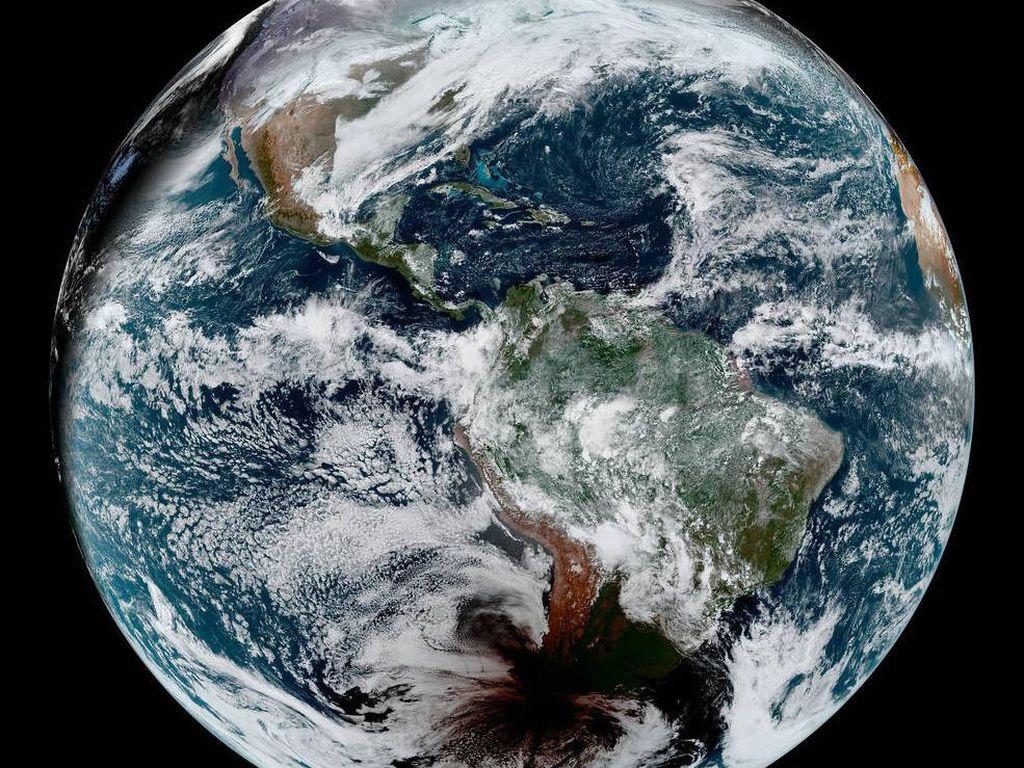 10 Foto Terbaik Bumi Tahun 2020 Dipotret dari Antariksa