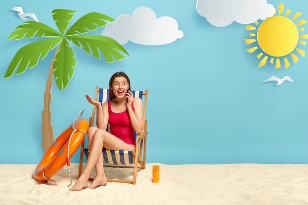 Sunscreen dengan berbagai level SPF sesuai kebutuhan.