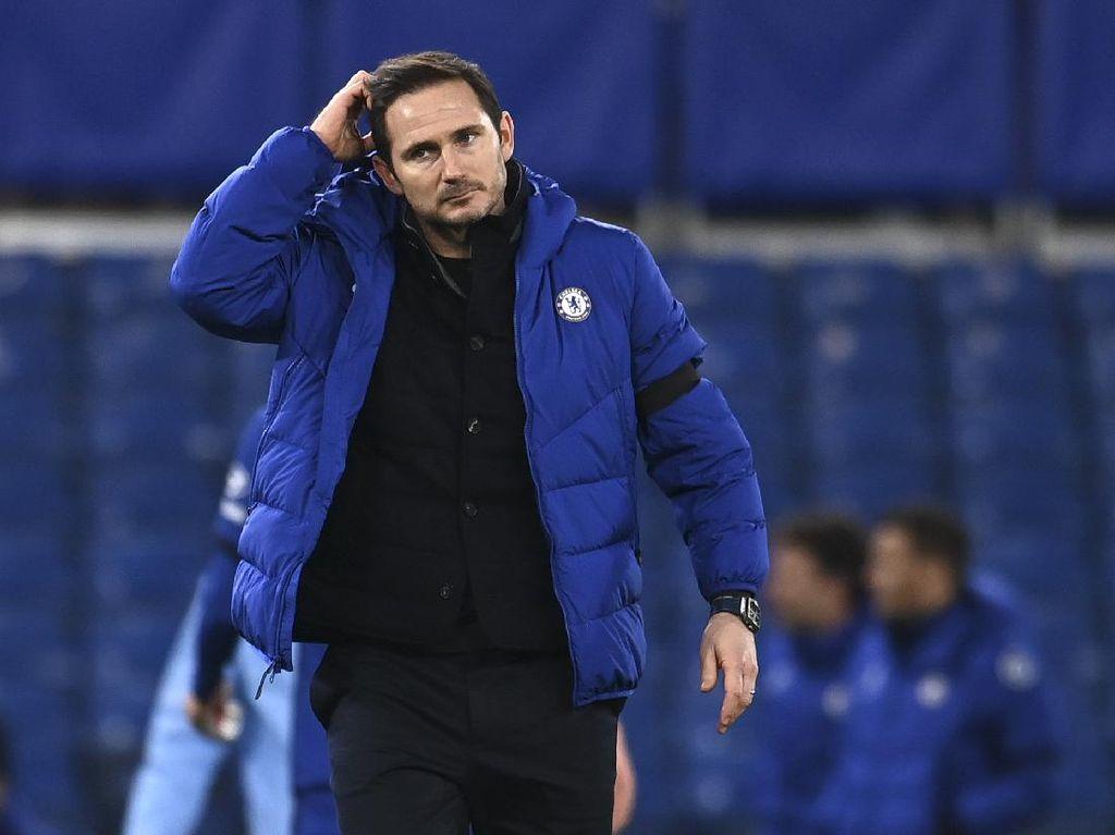Jangan Kaget, Lampard! Dulu Depak Villas-Boas, Kini Gantian Dipecat
