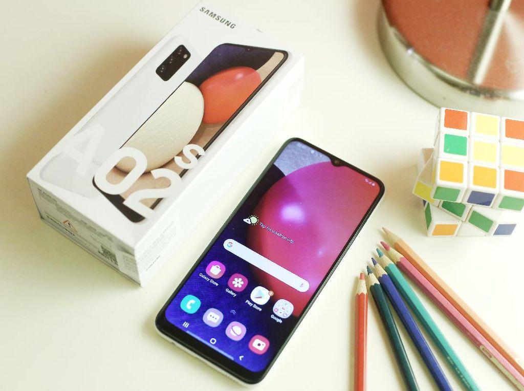 Resmi Dirilis, Harga Samsung Galaxy A02s Rp 1 Jutaan di Indonesia