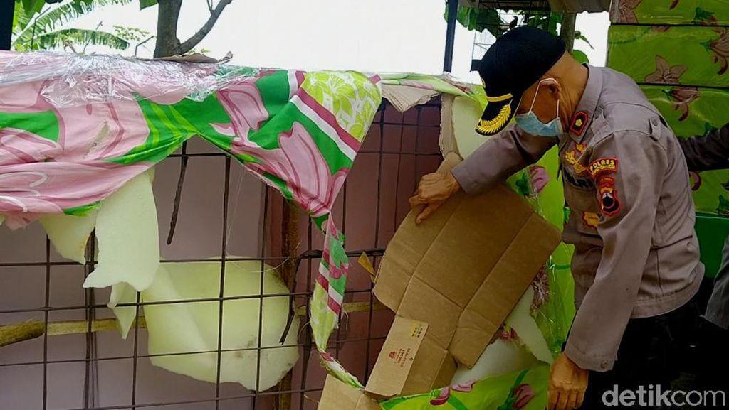 Hati-hati, Spring Bed Abal Modus Cuci Gudang Lagi Marak Gaes