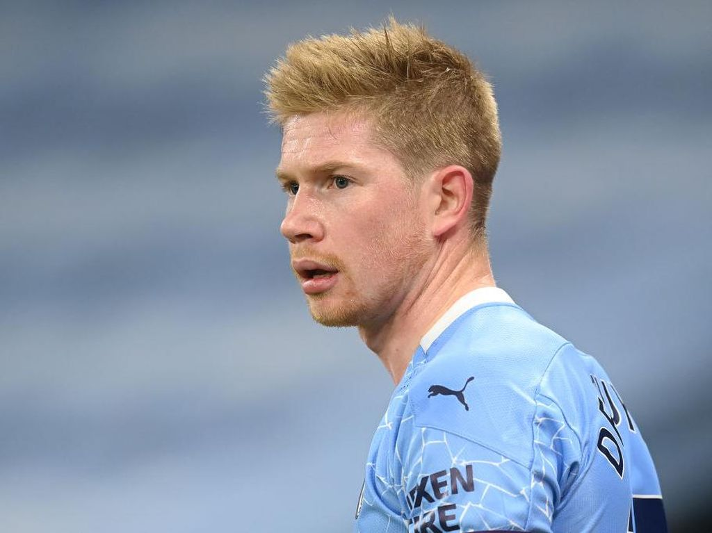 Kevin De Bruyne Raja Assist Manchester City