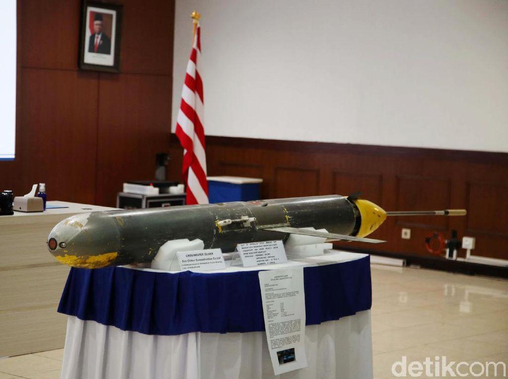 Apa itu Seaglider dan Fungsinya, Drone Bawah Air yang Ditemukan di Selayar