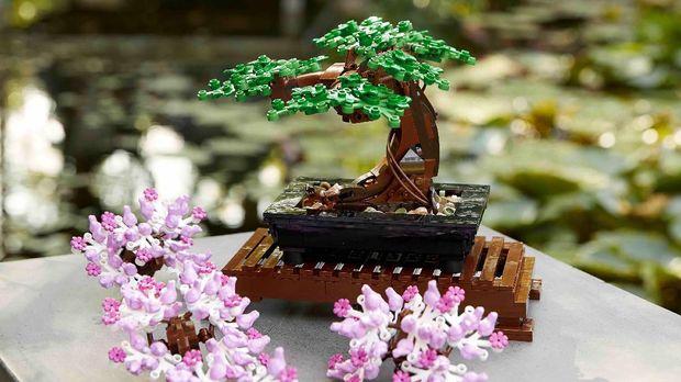 Lego Botani