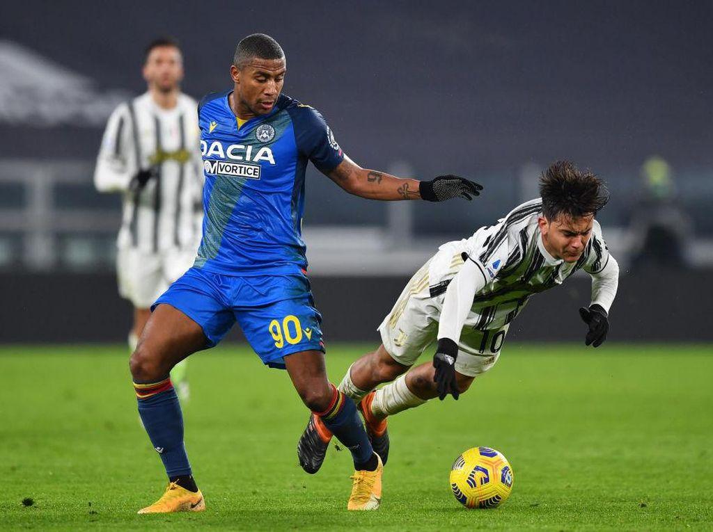 Di Hadapan Udinese, Juventus Dihantui Kekalahan dari Fiorentina