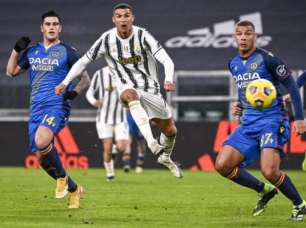 Ronaldo Telah Lampaui Pele