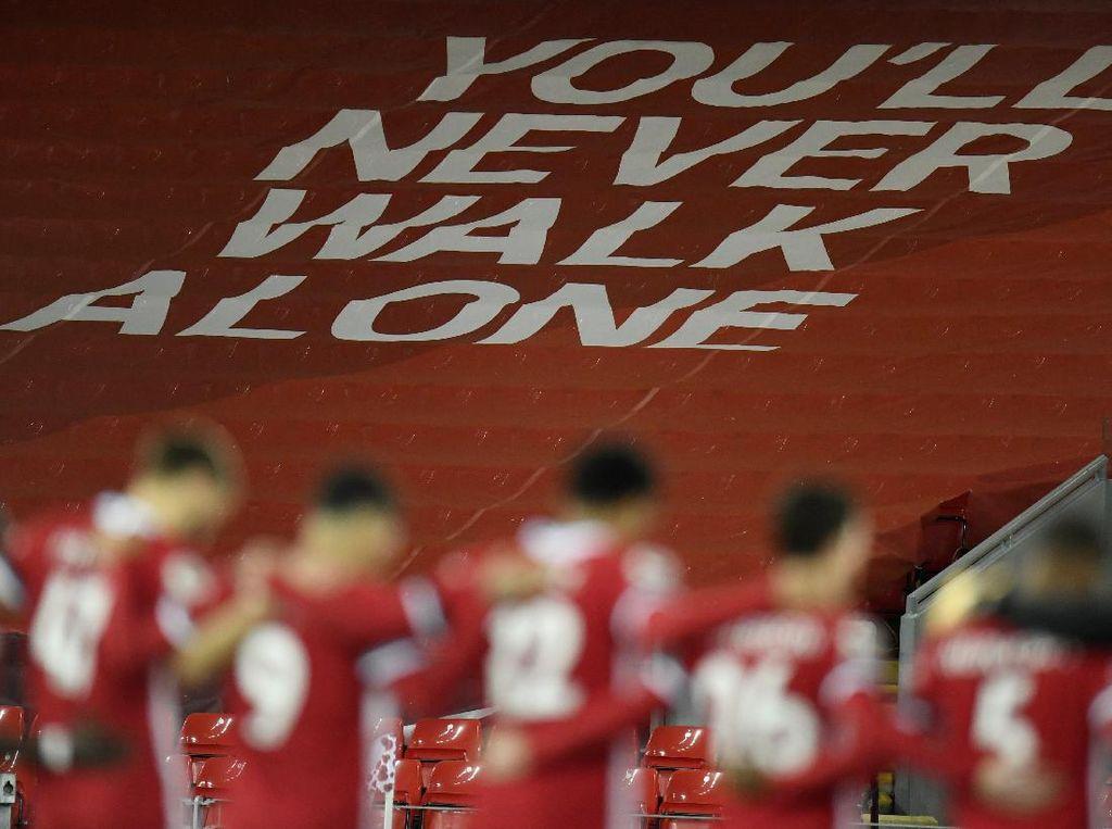 Jangan Kaget Kalau Liverpool Tak Finis Empat Besar