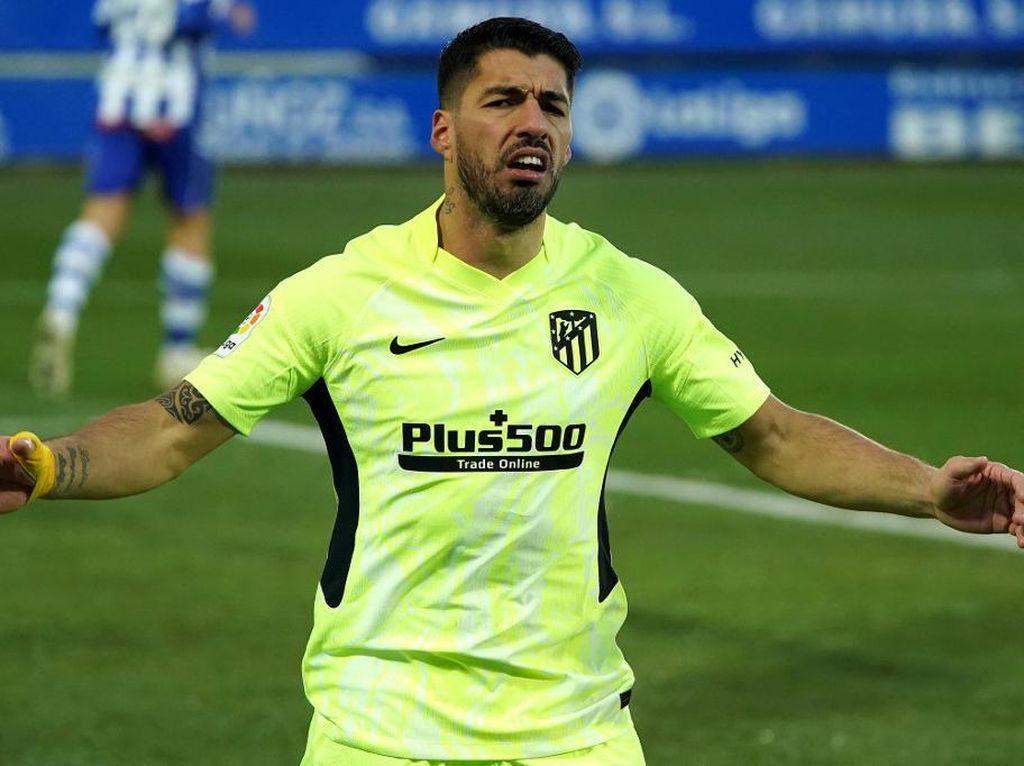 Luis Suarez Ganas, Ini Buktinya