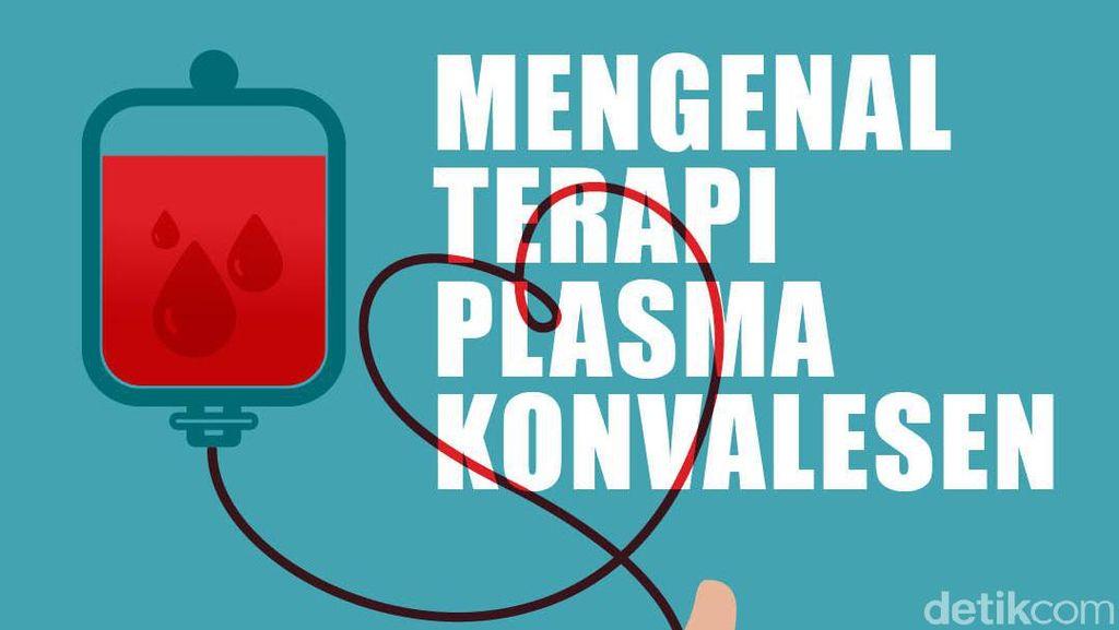 Mengenal Terapi Plasma Konvalesen untuk COVID-19 yang Makin Populer
