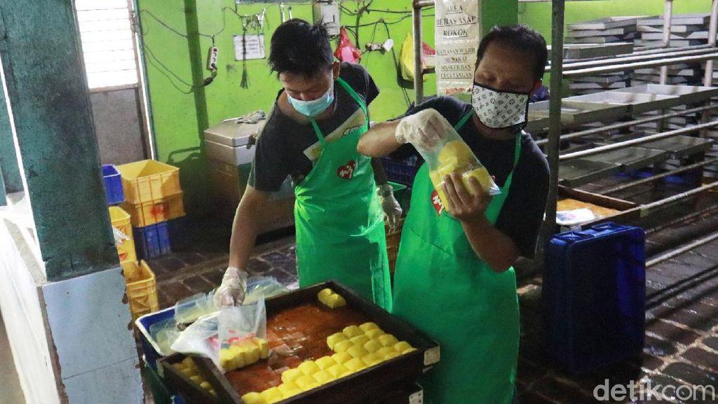 Perajin Tahu di Bandung Terpaksa Naikan Harga