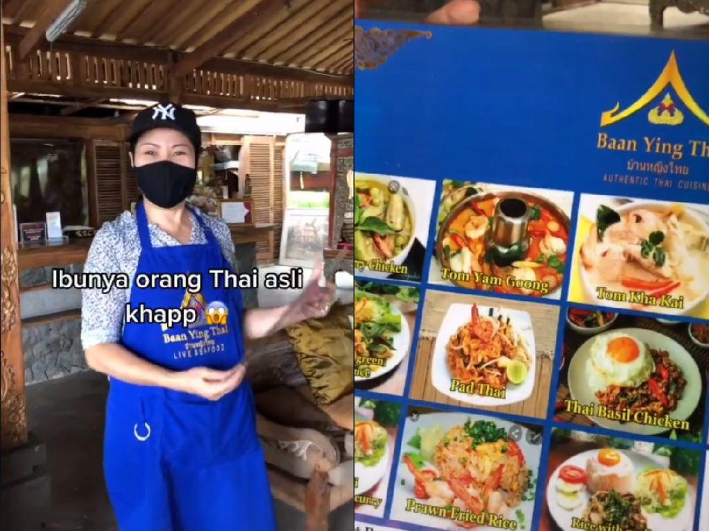 Kocak! Pesan Makanan Pakai Bahasa Thai Pria Ini Malah Kebingungan