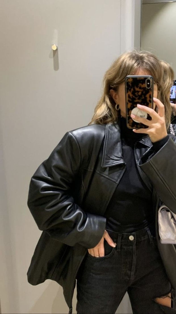 Hal yang perlu diingat dari memakai jaket kulit adalah semakin lama dipakai maka akan semakin nyaman.