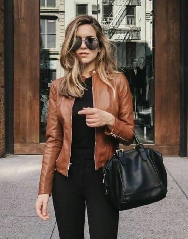Untuk tetap ramah lingkungan dan cinta bumi, maka sebaiknya pilih jaket yang vintage.