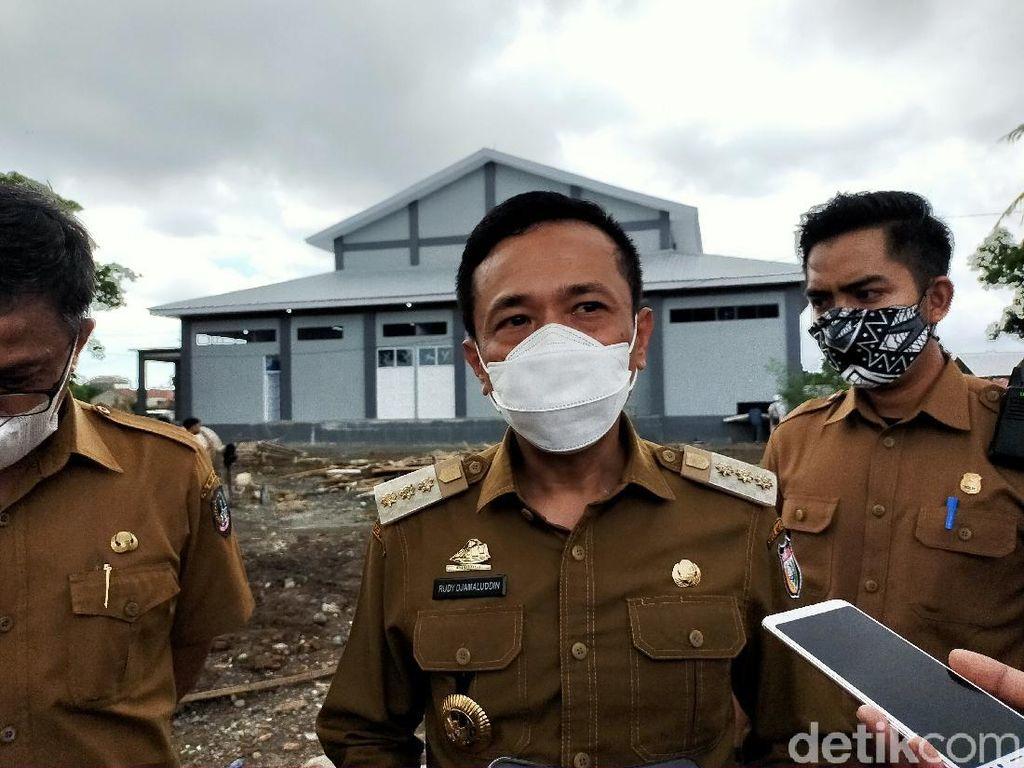 KPK Sempat Geledah Ruangan Kadis Rudy Djamaluddin Saat di Dinas PUTR Sulsel