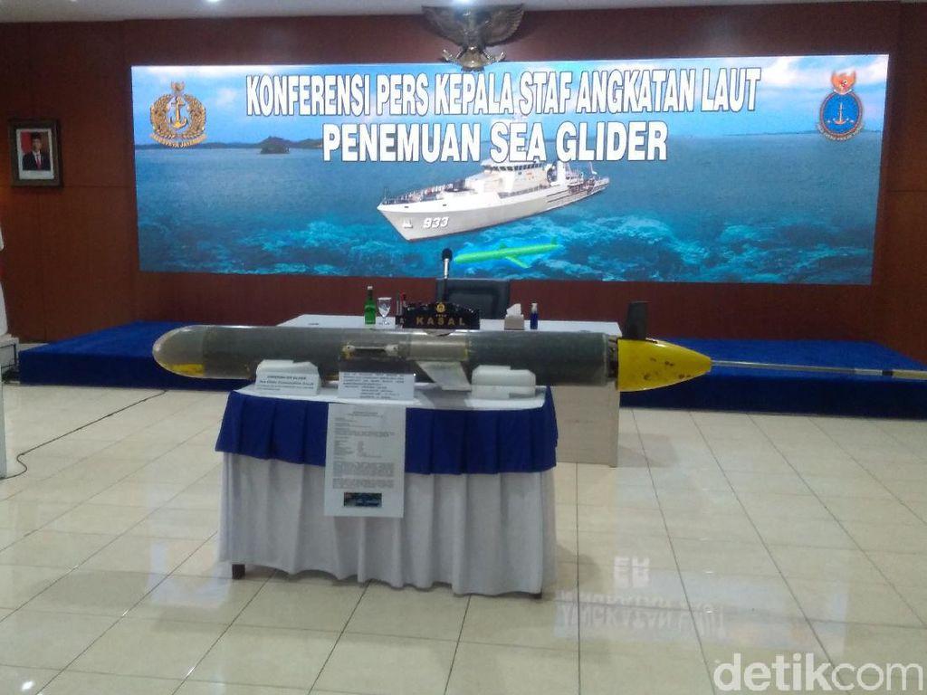 PKS Desak Pemerintah Segera Ungkap Asal Seaglider Misterius di Selayar