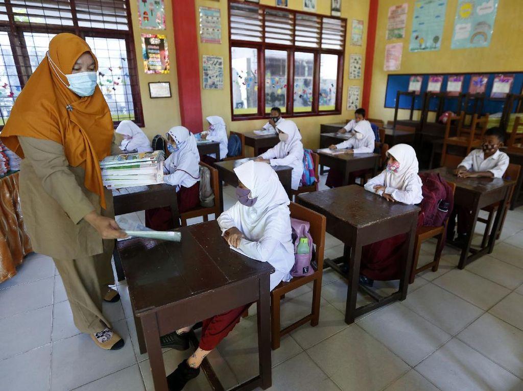 Rerasan (di Hari) Pendidikan