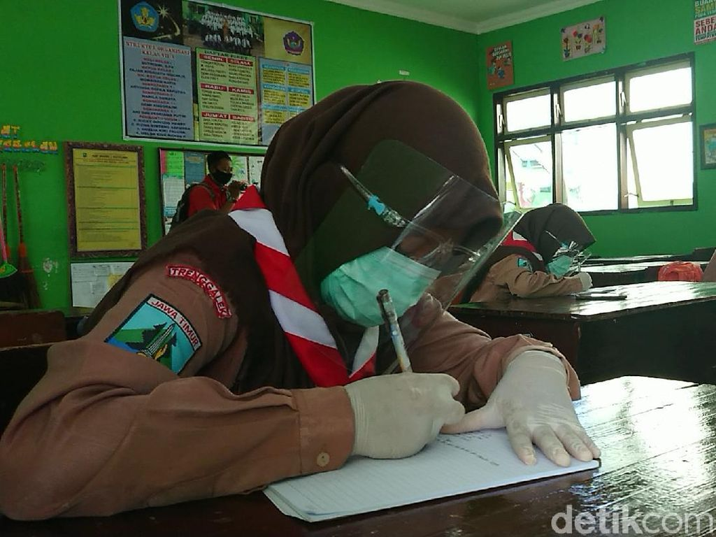 Sekolah Tatap Muka di Trenggalek Ditunda, Ini Alasannya