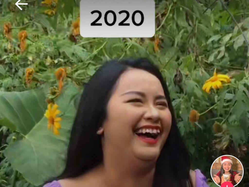Setahun Jadi Food Vlogger, Cewek Ini Senang BB Naik 20 Kilo