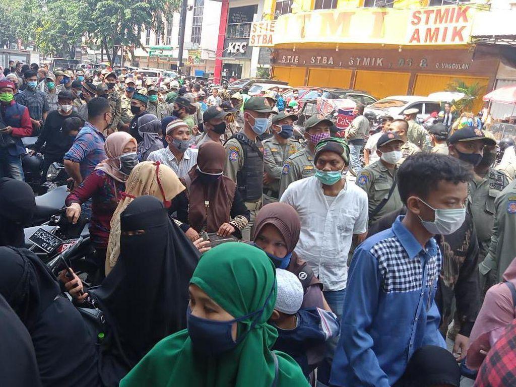 Kerumunan di Luar Pengajian UAS, Waket DPRD Medan Nilai Bukan Salah Panitia