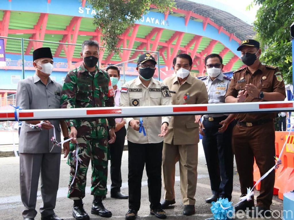 Kota Malang Punya e-Parking Sekarang