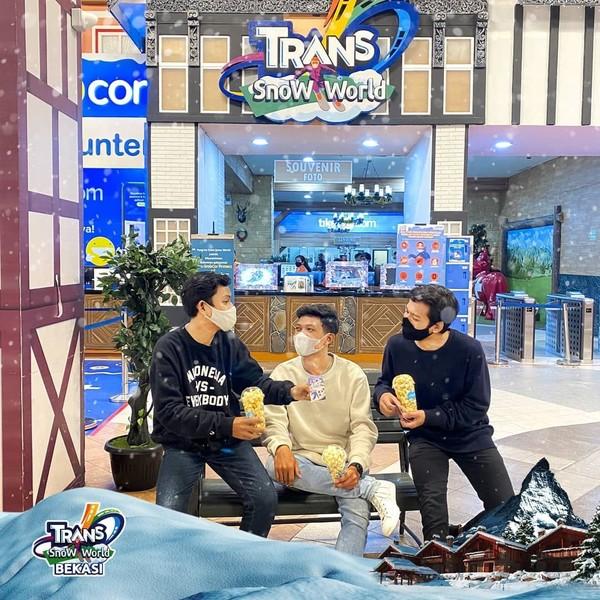 snow world tiket promo bersama teman