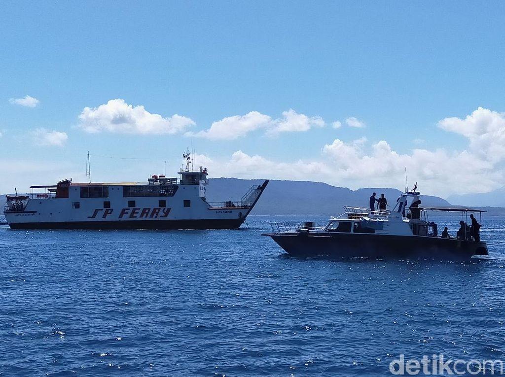 Pelabuhan Ketapang Siapkan Kapal Khusus Menuju Bali Angkut Vaksin COVID-19