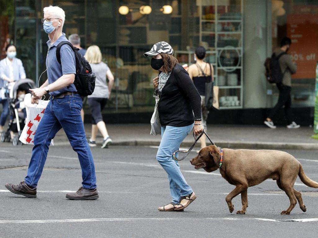 Warga Sydney Kini Wajib Pakai Masker, Denda Rp 2 Juta Jika Melanggar