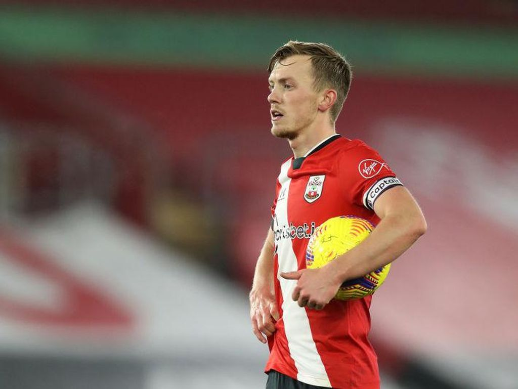 Bend It Like Ward-Prowse