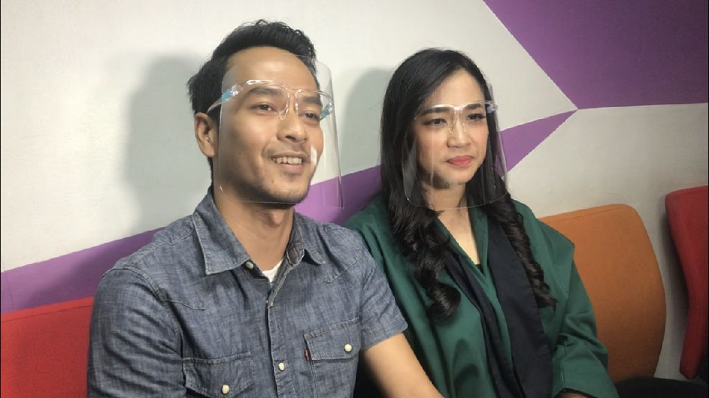 Senyum Lega Adhietya Mukti Tak Lagi Terseret Video Seks Gisel